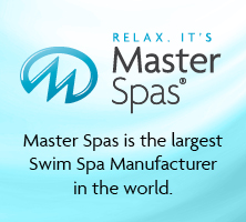 Master Spas is the largest Swim Spa Manufacturer in the world