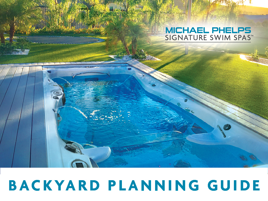Swim Spa backyard planning guide