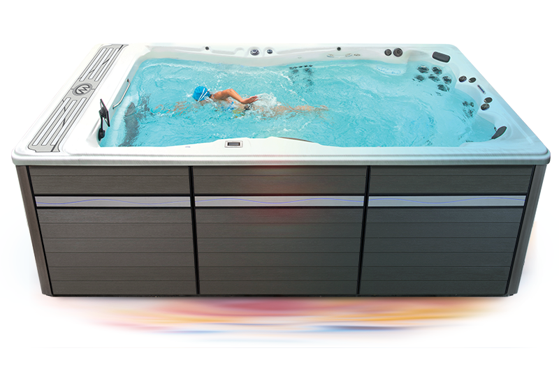 MP Force swim spa by master spas