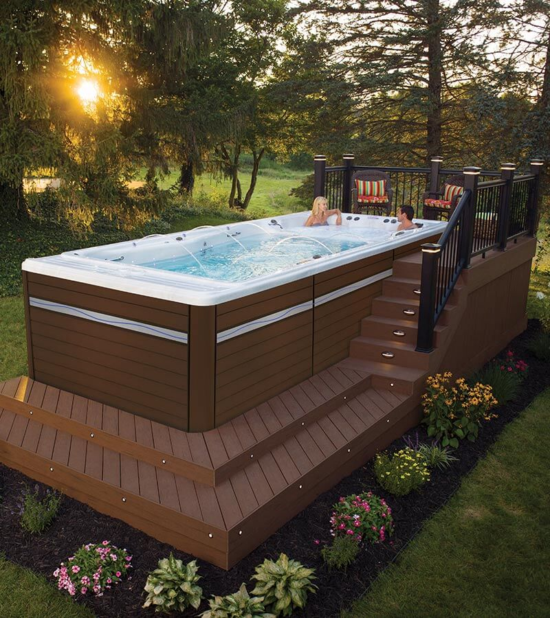 Swim Spa Installation Ideas