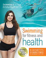 Swimming for Fitness cover.