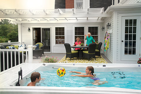 swimming pool alternative
