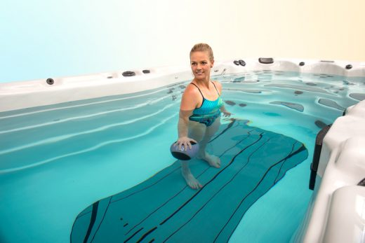 water exercise routine