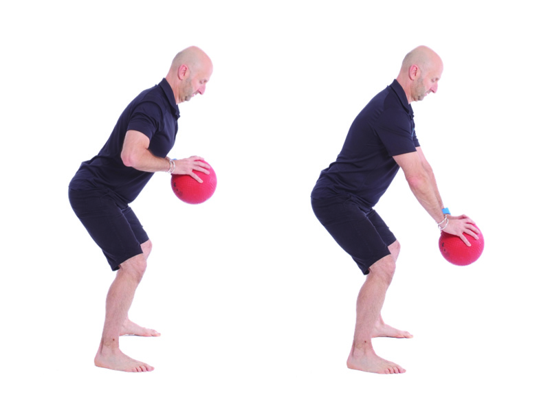 ball exercise for water