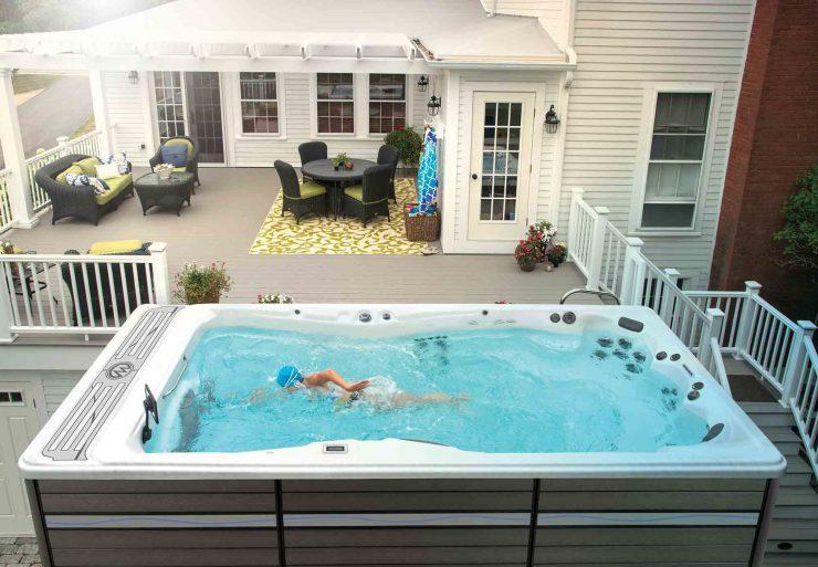 covid19 pool