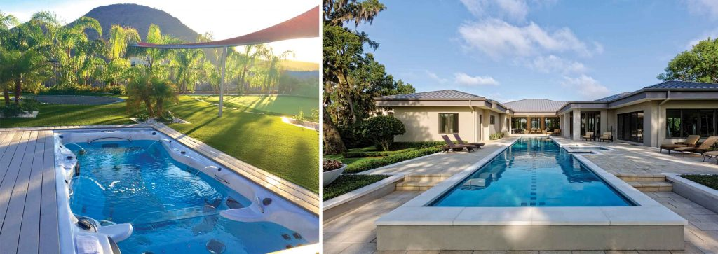 lap pool comparison