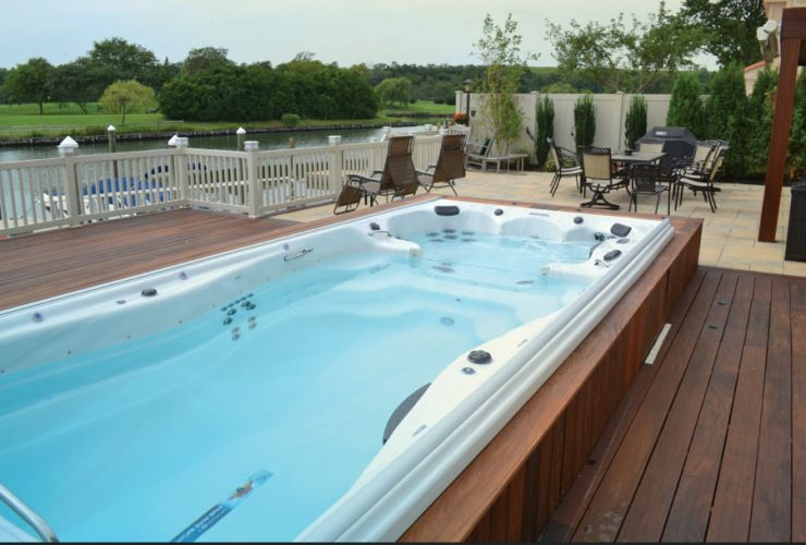Lap Swimming At Home Compare Your Options