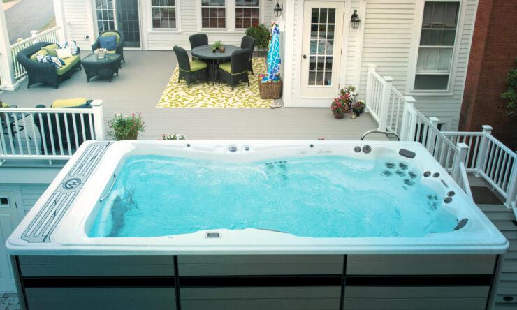 swim at home