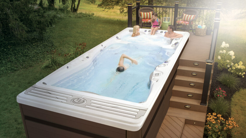 swimming low back pain