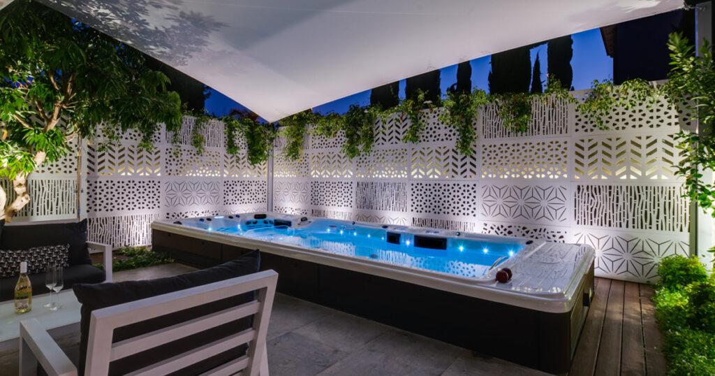garden privacy panels