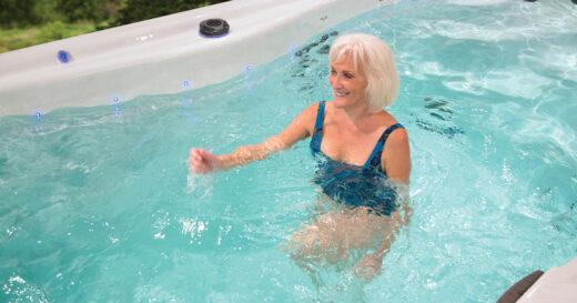 pool exercise routine