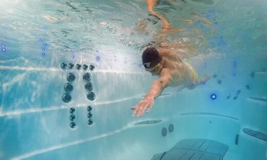 swim in place pools