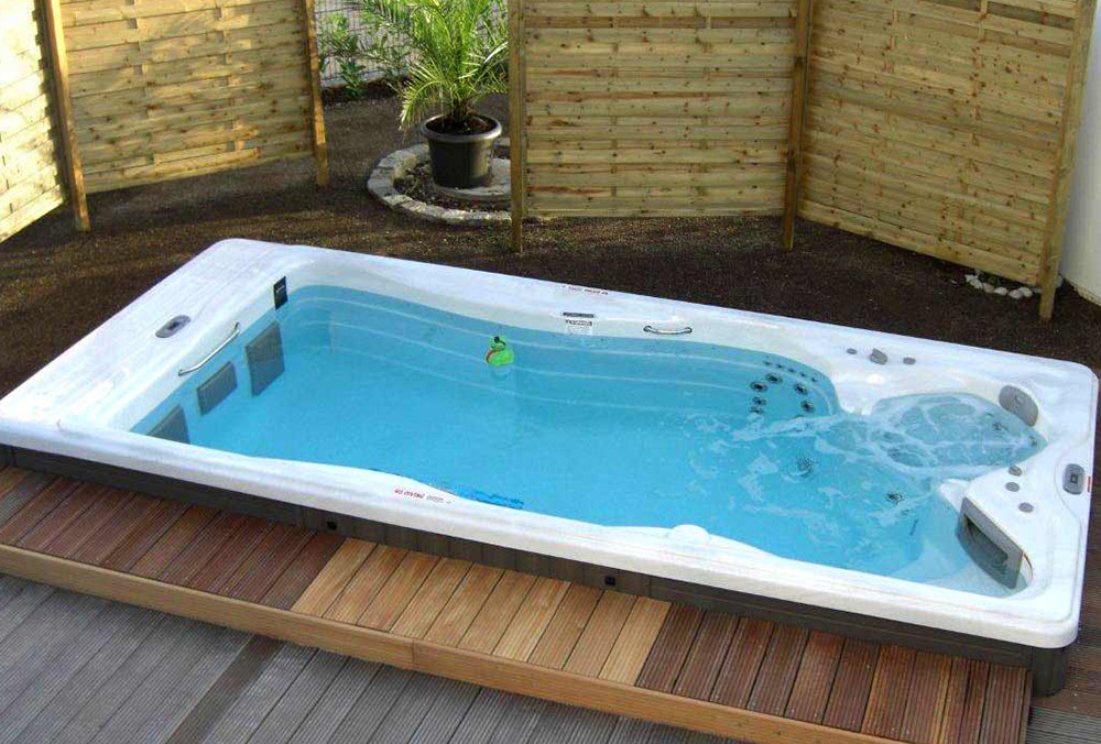 Backyard ideas for your michael phelps swim spa - Swimming pool swimming pool swimming pool ...