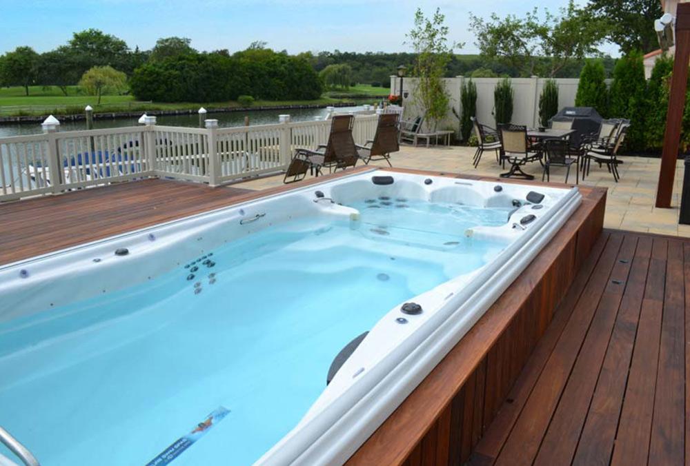Swim Spas: Michael Phelps Swim Spas Price